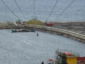 landing station, embarcadero de legazpi zipline