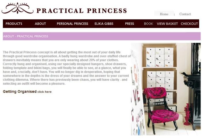 practical princess