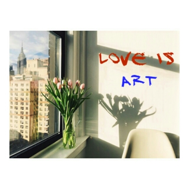 love is art