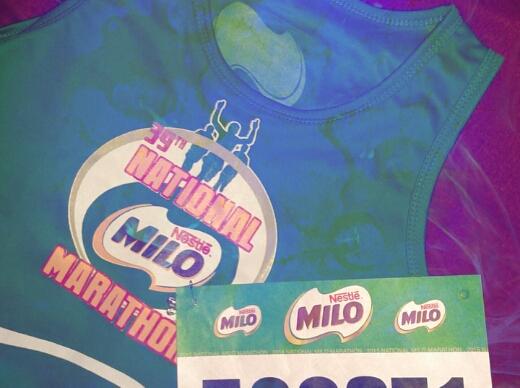 39th milo national marathon philippines