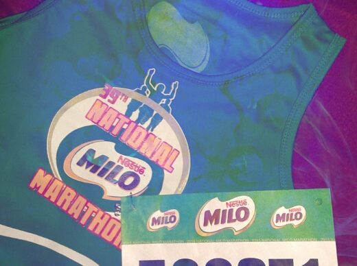 39th milo national marathon philippines