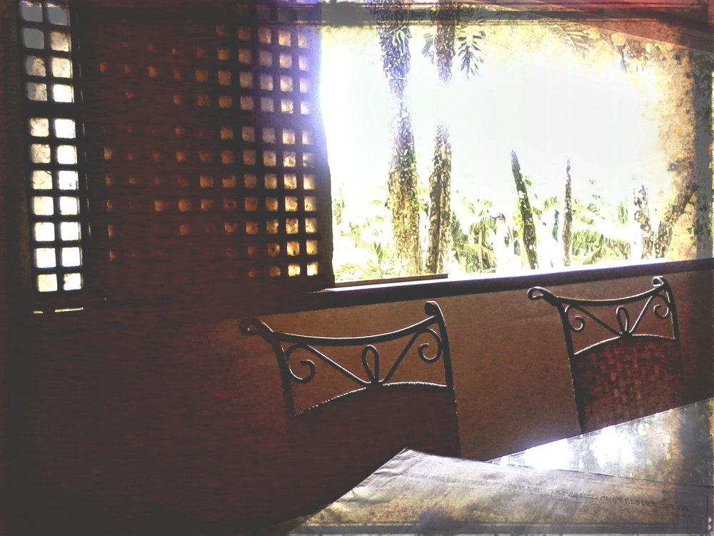 dining area, nawawalang paraiso, quezon, philippines