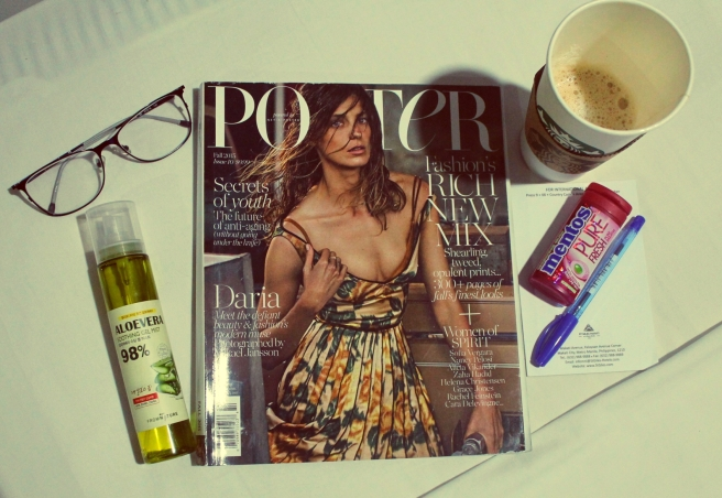 coffee and porter magazine