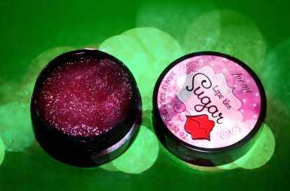 for me sugar lip scrub