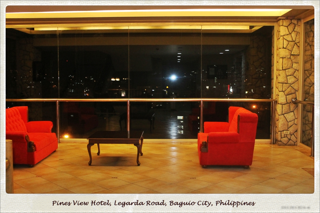 pines view lounge baguio city