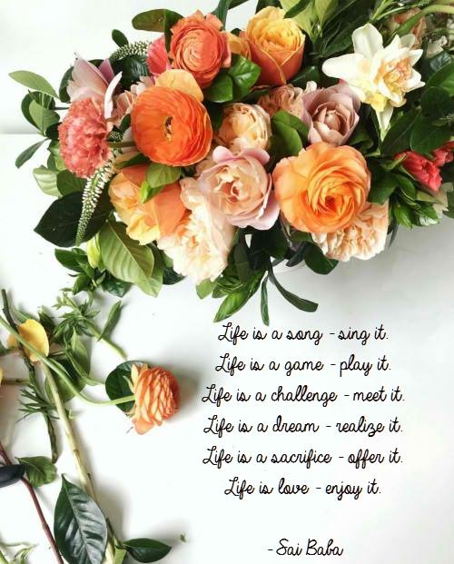 Sai Baba quote