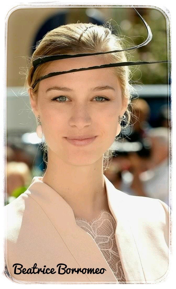 Beatrice Borromeo-Casiraghi of Monaco