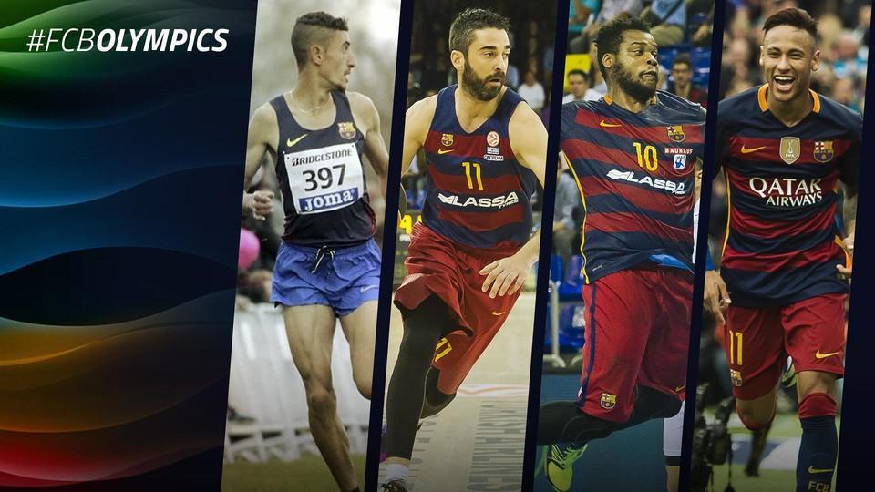 FCB in Rio Olympics