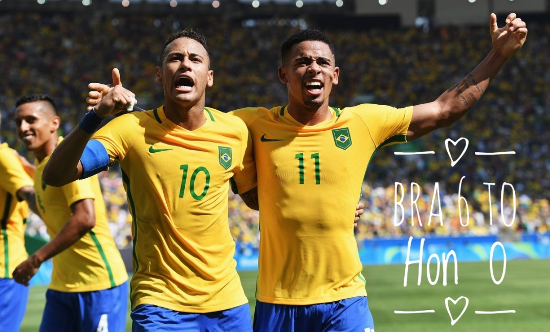 Brazil advances to finals Rio Olympics 2016