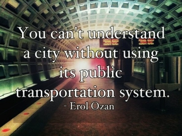 City and public transport
