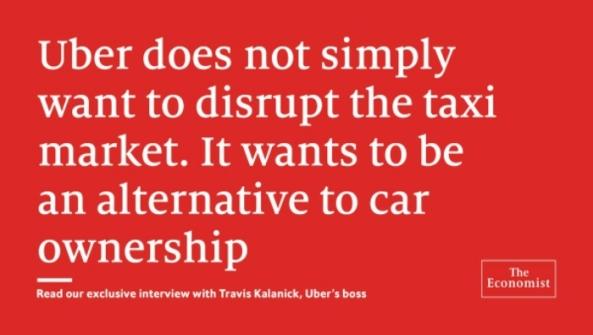 Uber alternative to car ownership