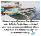 Postcards from around the Philippines: sea travel