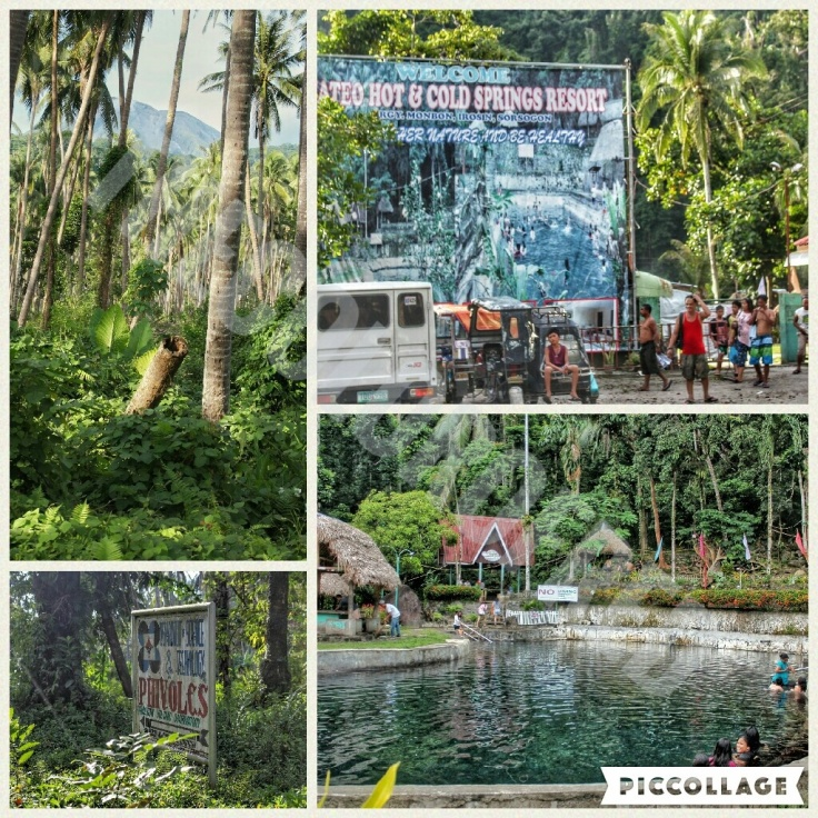 San Benon/Mateo Hot & Cold Volcanic Springs Resort, Irosin, Sorsogon