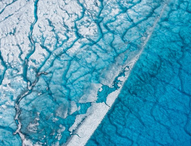 Greenland is melting