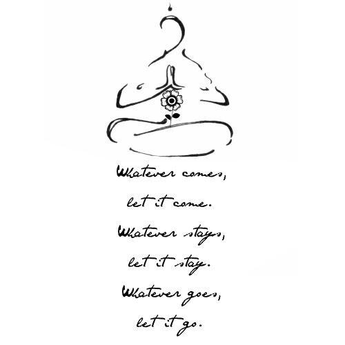 yogi quote on living a happy life