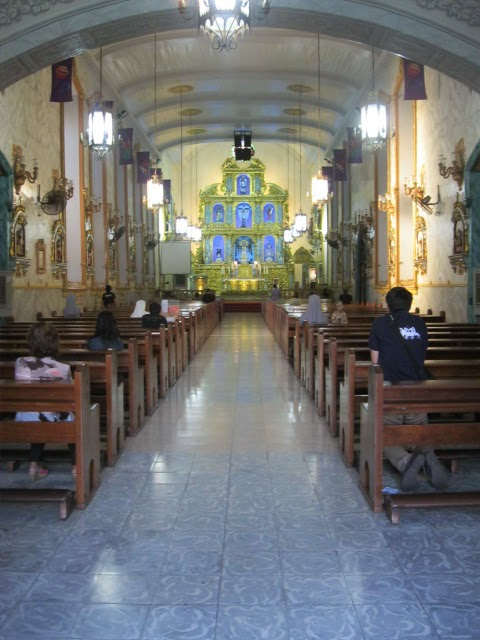 Good Friday at Saints Peter and Paul Church, Poblacion, Makati City