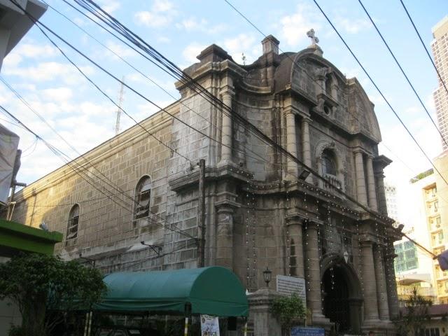 Good Friday at Saints Peter and Paul Parish Church, Poblacion, Makati City