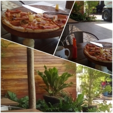 pizza in time of martial law