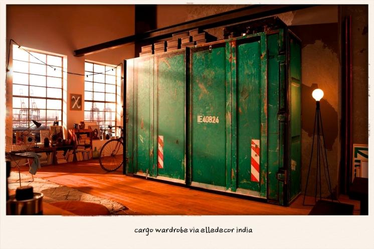 cargo wardrobe