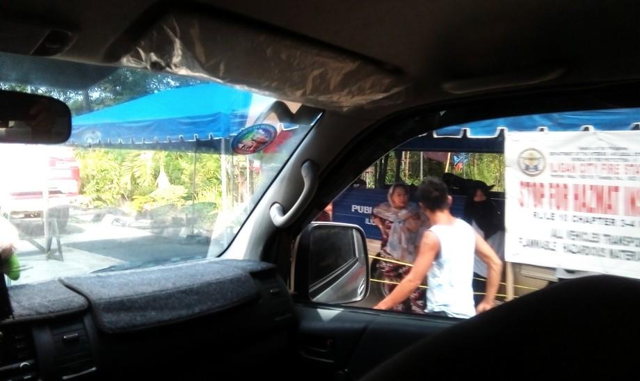 military checkpoint mindanao