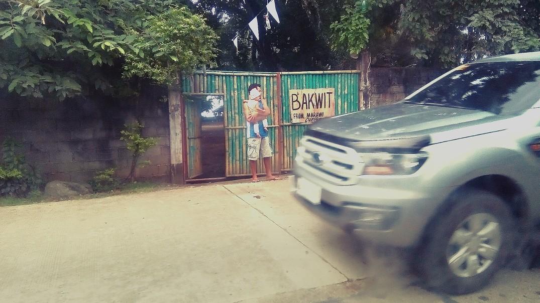 bakwit evacuation center mindanao