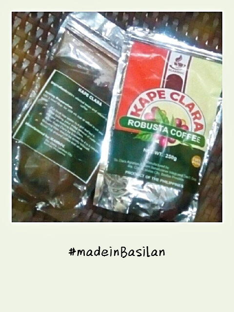 coffee #madeinBasilan